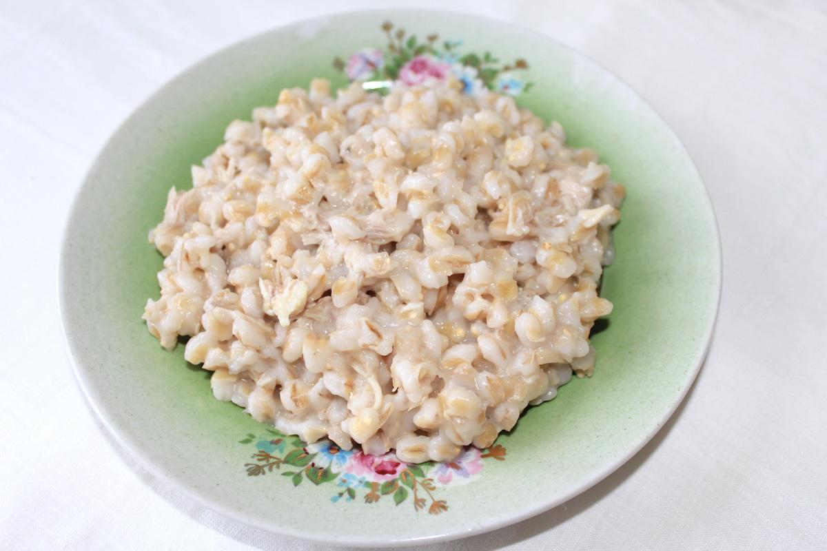 крупа перловая рецепт приготовления каши