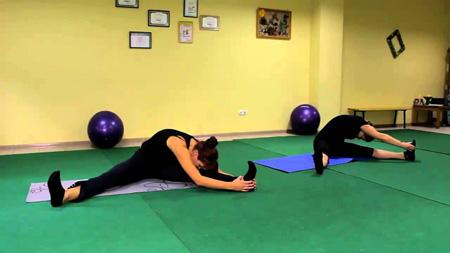 Упражнения из комплекса оксисайз