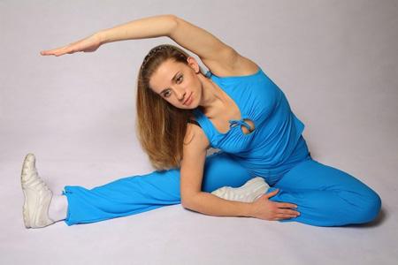 Дыхательная гимнастика для похудения живота и бедер