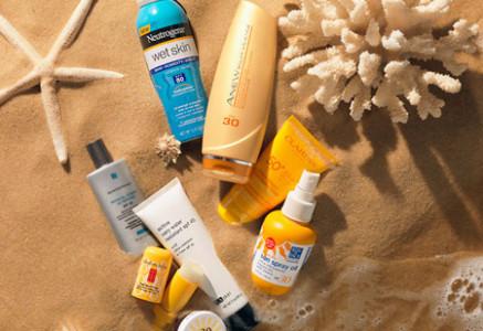 Солнцезащитные средства в зависимости от типа кожи