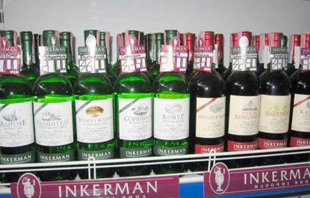 Вина от Инкерманского завода марочных вин