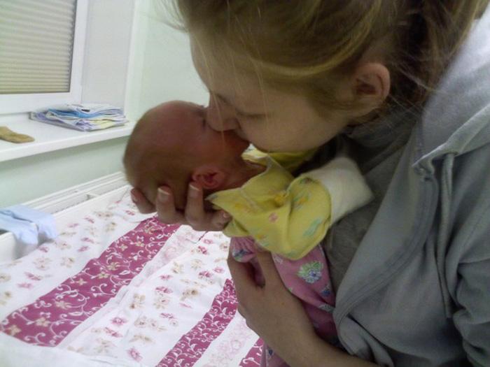 Грудное молоко - самое лучшее питание для новорожденного