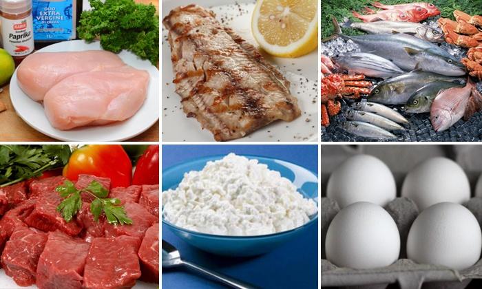 примерные и эффективные диеты