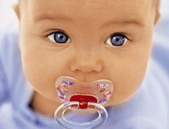 Выбираем пустышку для малыша